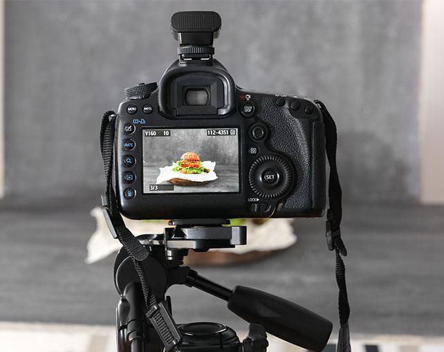 Как се снима продуктова фотография?