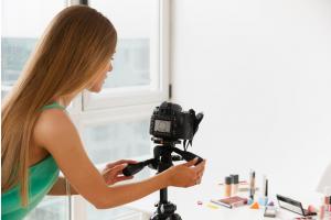 Продуктовата фотография при козметиката