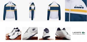 Продуктови снимки на спортни стоки