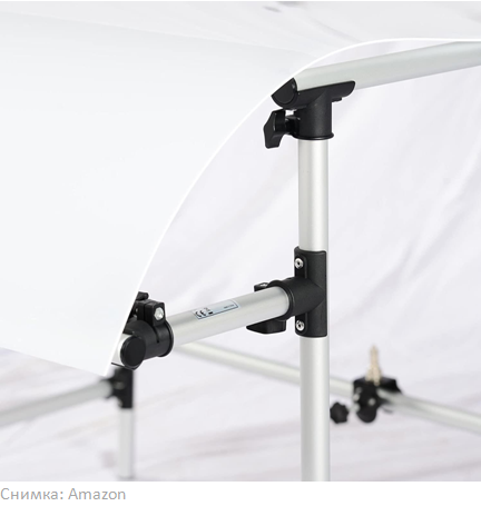 Product photography table