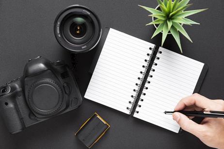 Основни стъпки в продуктовата фотография
