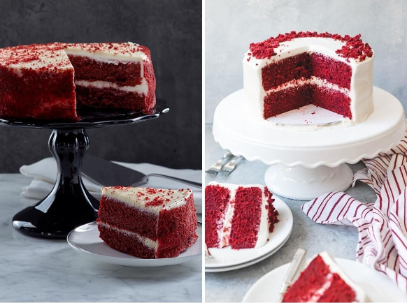 Online presentation of desserts - product photography the most powerful weapon