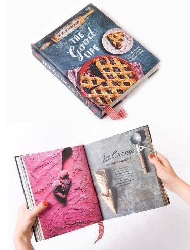Продуктова фотография на книги
