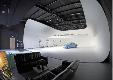 Product photography in the automotive industry